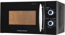 Morphy Richards 20 L Solo Microwave Oven  (20MS, Black)