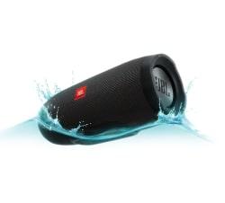 JBL Charge 3 Bluetooth Portable Waterproof Speaker (Black)