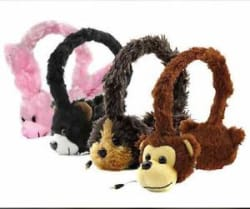 Details about  Cute Cartoon shape Kids Headphone for Boys and Girls Playtime and Bedtime