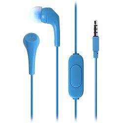 Motorola Earbuds 2 In Ear Wired Earphones (Blue)