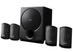 Details about SONY SA-D100 4.1 CHANNEL MULTIMEDIA SPEAKERS USB WITH SONY INDIA WARRANTY.