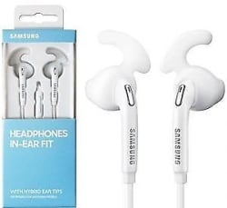 Details about  Samsung E0-EG920BBEGIN In-Ear Headphones White+3 Months Seller Warranty-Ref..