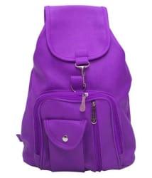 AJ STYLE Voilet Backpack