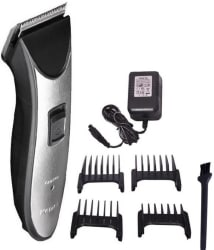 Kemei km-3909 Cordless Trimmer  (Multicolor)