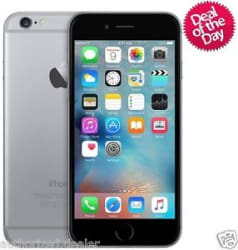 Details about  Apple iPhone 6 16GB - Retina Display, Touch ID, Apple India Warranty, SPACE GREY