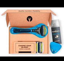 LetsShave Pace 6 Pro Shaving Razor Trial Pack