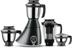 Butterfly Matchless 750 W Juicer Mixer Grinder (Grey, 4 Jars)