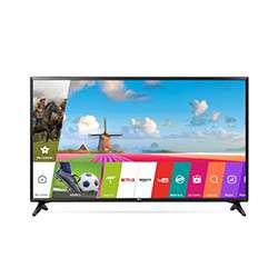 LG 55LJ550T 139cm (55inch) Full HD LED Smart TV (2017 Edition)