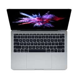 Apple MacBook Pro MPXQ2HN/A 33.78cm macOS Sierra (Intel Core i5, 8GB, 128GB SSD)(Space Grey)