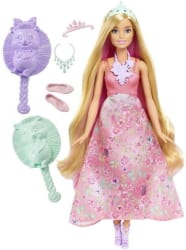 Barbie DREAMTOPIA COLOR STYLIN  PRINCESS  (Multicolor)