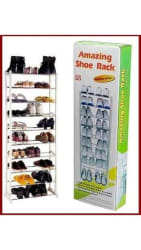 Amazing Shoe Rack Portable With 10 Layer