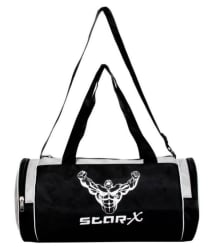 Star-X Black Gym Bag