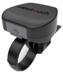 RoboTouch Mobile Charger for Bikes - Black