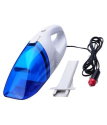 12V MINI HANDHELD PORTABLE CAR VACUUM CLEANER