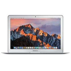 Apple Macbook Air 33.78cm macOS Sierra (Intel Core i5, 8GB, 256GB SSD)