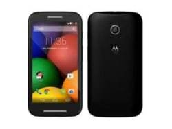Details about  Moto E Black 3G - 4GB - 1GB - Certified Refurbished - Acceptable Condition