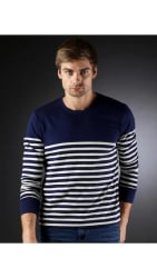 Stylogue cotton blend Round Neck Long Sleeves T-Shirt for men