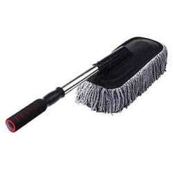 Details about Automaze Car Cleaning Duster Tool Large Microfibre Telescoping Flexible Duster