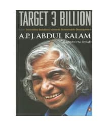Target 3 Billion: Innovative Solutions Towards Sustainable Development Paperback (English)