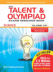 BMA s Talent & Olympiad Exams Resource Book for class- 8 (Science) (Paperback)