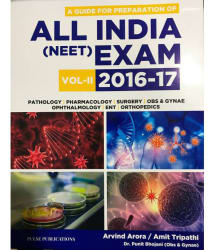 A Guide for Preparation of All India NEET Exam 2016-2017 - Vol. 2
