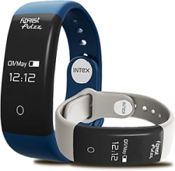 Details about  Open Box Intex Fitrist Pulzz Fitness Smart Band 6 Months Manufacturer Warranty!!