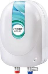Eveready 3 L Instant Water Geyser (White, Ozora)