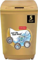 Onida 8.5 kg Fully Automatic Top Load Washing Machine Gold (T85GRDD)