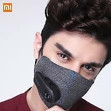Details about Xiaomi Purely Anti-Pollution Air Mask with PM 2.5 Filter
