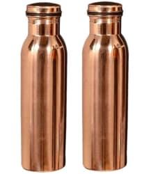 ZCI 1000 ml copper bottle - Set of 2