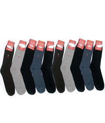 Zacharias Men s Socks (Pair of 10)