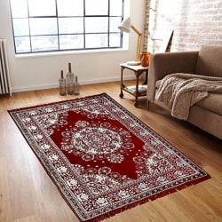 Warmland Traditional Chenille Carpet - 60\