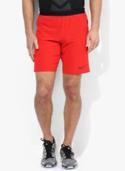 As Strike Wvn El Red Football Shorts