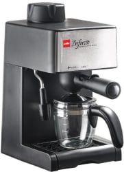 Cello INFUSIO 4 cups Coffee Maker (Black)