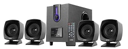 Intex IT-2616SUF-OS 4.1 Computer Multimedia Speakers (Entry Level Speaker)