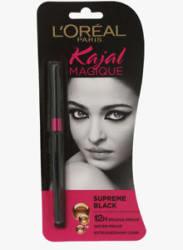 Details about L Oreal Paris Magique Kajal, 0.35g - Discount valid