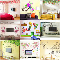 Details about  Wallcano Designer Wall Stickers Wall Decals Wall Art -Bestselling Collections