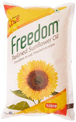 Freedom Refined Sunflower Oil, 1L (South)