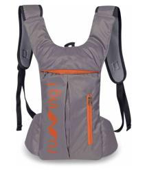 Nivia GREY RUNNING BACKPACK Backpack