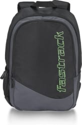 Fastrack A0675NGY01 21 L Backpack  (Grey)