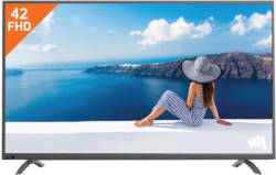 Micromax 106 cm (42 inch) Full HD LED TV (42R7227FHD/42R9981FHD)