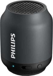 Philips Wireless Portable Speaker  (Black, Mono Channel)