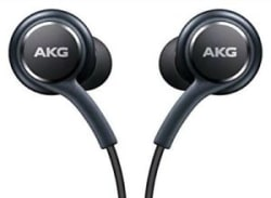Details about Black AKG Samsung Earphones Headphones Headset Handsfree For Samsung Galaxy S8