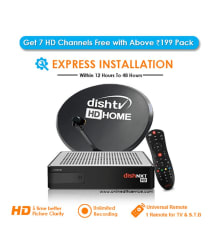 DishNxt HD Premium with 1 Month Titanium Full On HD Pack