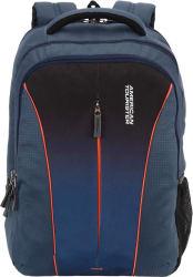 American Tourister AMT Juke 21 L Laptop Backpack  (Blue)