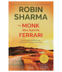 The Monk Who Sold His Ferrari Paperback (English) 2003