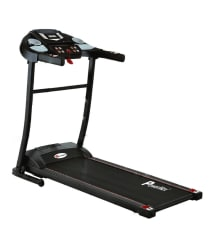 Powermax 3HP(at peak) Motorized Treadmill with LED Display & user weight capacity upto 100kgs-TDM- 97 (Installation not required)