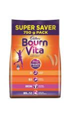 Cadbury Bournvita Pro-Health Chocolate Drink 750g Pouch