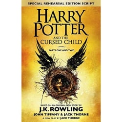 Harry Potter and the Cursed Child - Parts I and II (English, Hardcover, J. K. Rowling)