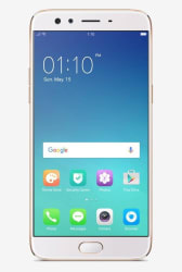 Oppo F3 Plus 64GB (Gold) 6GB RAM, Dual SIM 4G